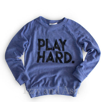 Joah Love|Joah Love Play Hard|Gender Neutral Children's Clothing|Designer Kid's Clothes|Gender Neutral