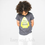 Joah Love Boys Rocket Man T-Shirt | Joah Love Spring 2016