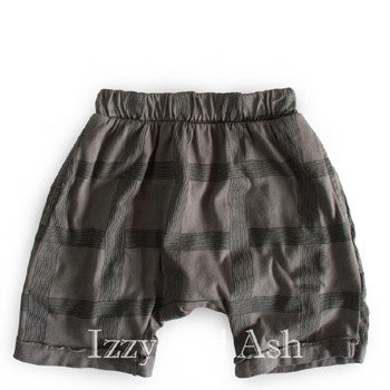 Joah Love Boys Xavier Grid Shorts|Joah Love|Joah Love Spring 2017|Joah Love Shorts|Boys Toddler Shorts|