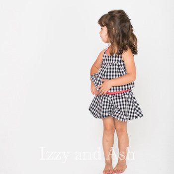 Toddler Skort|Toddler Clothes|Designer Toddler Clothes