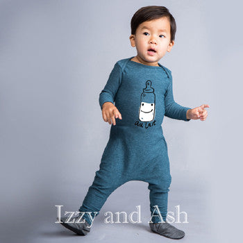 Joah Love Infant Boys Onesie|Joah Love Baby|Joah Love No Snap Onesie|No Snap Onesie