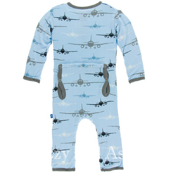 Kickee Pants|Kickee Pants Fall 2017|Kickee Pants Fall 2|Kickee Pants Airplane|Kickee Pants Coveralls|Kickee Pants Boys