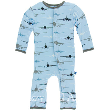 Kickee Pants Fall 2017|Kickee Pants Fall 2 2017|Kickee Pants Airplane Coverall|Kickee Pants Boys