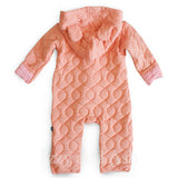 Kickee Pants Girls Quilt Coverall|Kickee Pants Quilt Coverall|Girls Quilt Romper