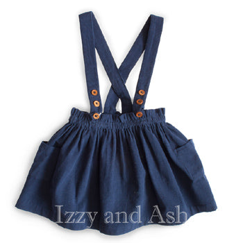 Designer Children's Clothing Boutique|Girls Skirts|Girls Overall Skirts|Tween Skirts|Girls Corduroy Skirt