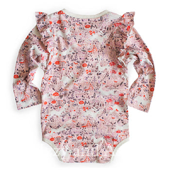 Unique Baby Clothes For Girls Cool Paper Wings Infant Girls Unicorn Fields OnesiePaper Wings Fall 60