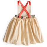 Girls Fall Dresses|Natural Dress|Cute Dresses|Trendy Dresses|Overall Dress|Dress