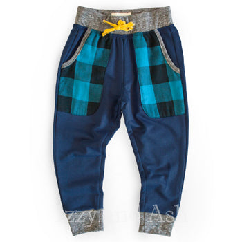 Miki Miette Fall 2017|Miki Miette|Boys Plaid Pant|Infant Boys Pants|Toddler Boys Clothing|Toddler Boys Pants