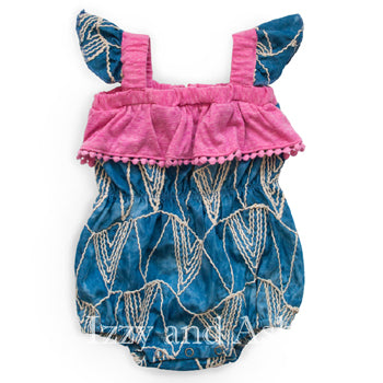 Miki Miette|Miki Miette Spring 2018|Baby Girls Playsuits|Infant Girls Onesies|
