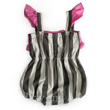 Designer Baby Clothes|Trendy Baby Clothing|Girls Onesies|Pink Onesies|Stripe Onesies|Designer Baby Clothing