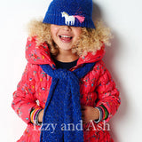 Mim Pi Clothing|Izzy and Ash|Girls Outerwear|Tween Outerwear|Toddler Girls Outerwear|Children Winter Clothes
