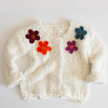 "<img src=""Mimi-and-Maggie-Girl-White-Boucle-Flower-Crop-Jacket-Fall-2015-Izzy-and-Ash.jpg"" alt=""Mimi and Maggie Girls White Boucle Flower Crop Jacket Fall 2015 Izzy and Ash"">"