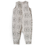 Trendy Baby Clothes|Baby Boys Clothes|Baby Boys Layettes|Grey Layettes|Mouse PJ's