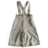 Vierra Rose Delia|Delia Culottes|Children Culottes|Children Overalls|Overalls For Kids|Overalls