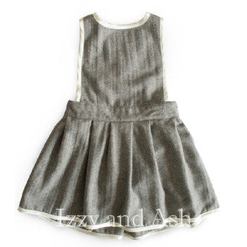 Vierra Rose|Vierra Rose Fall 2016|Toddler Girls Dresses|Grey|gray|Grey Dress|Gray dress|winter dress
