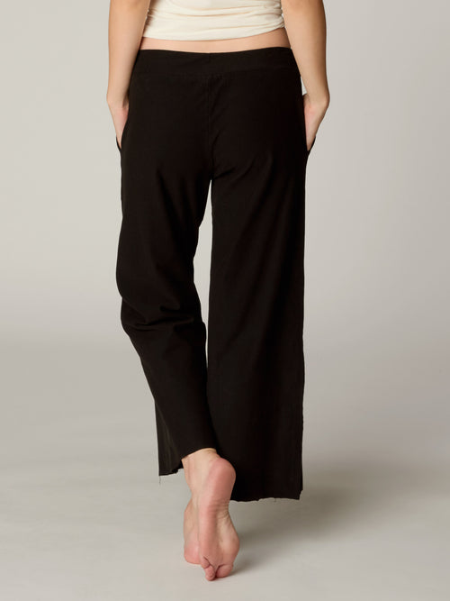 Griffith Wide Leg Crop
