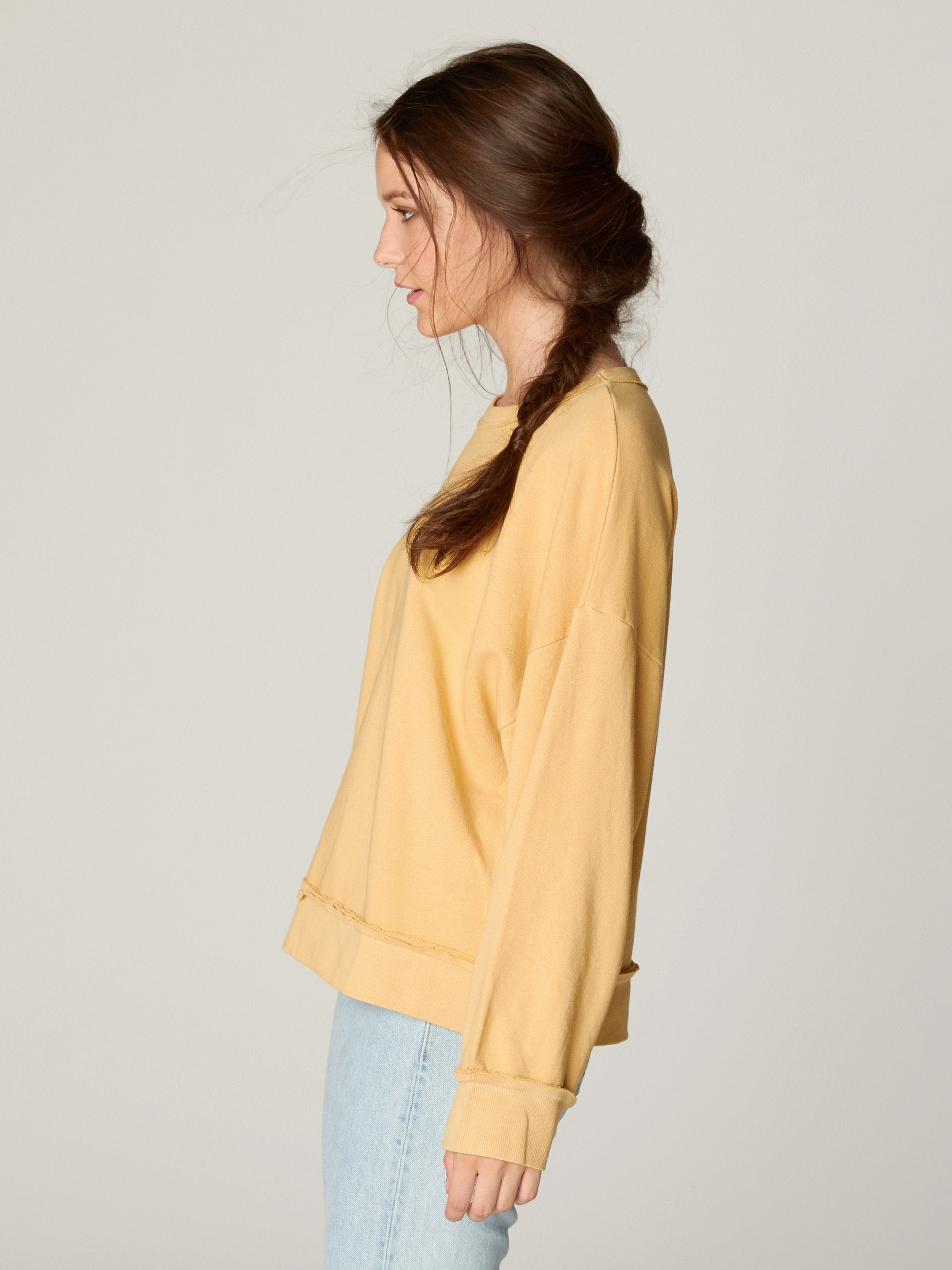Nix Drop-Shoulder Sweatshirt