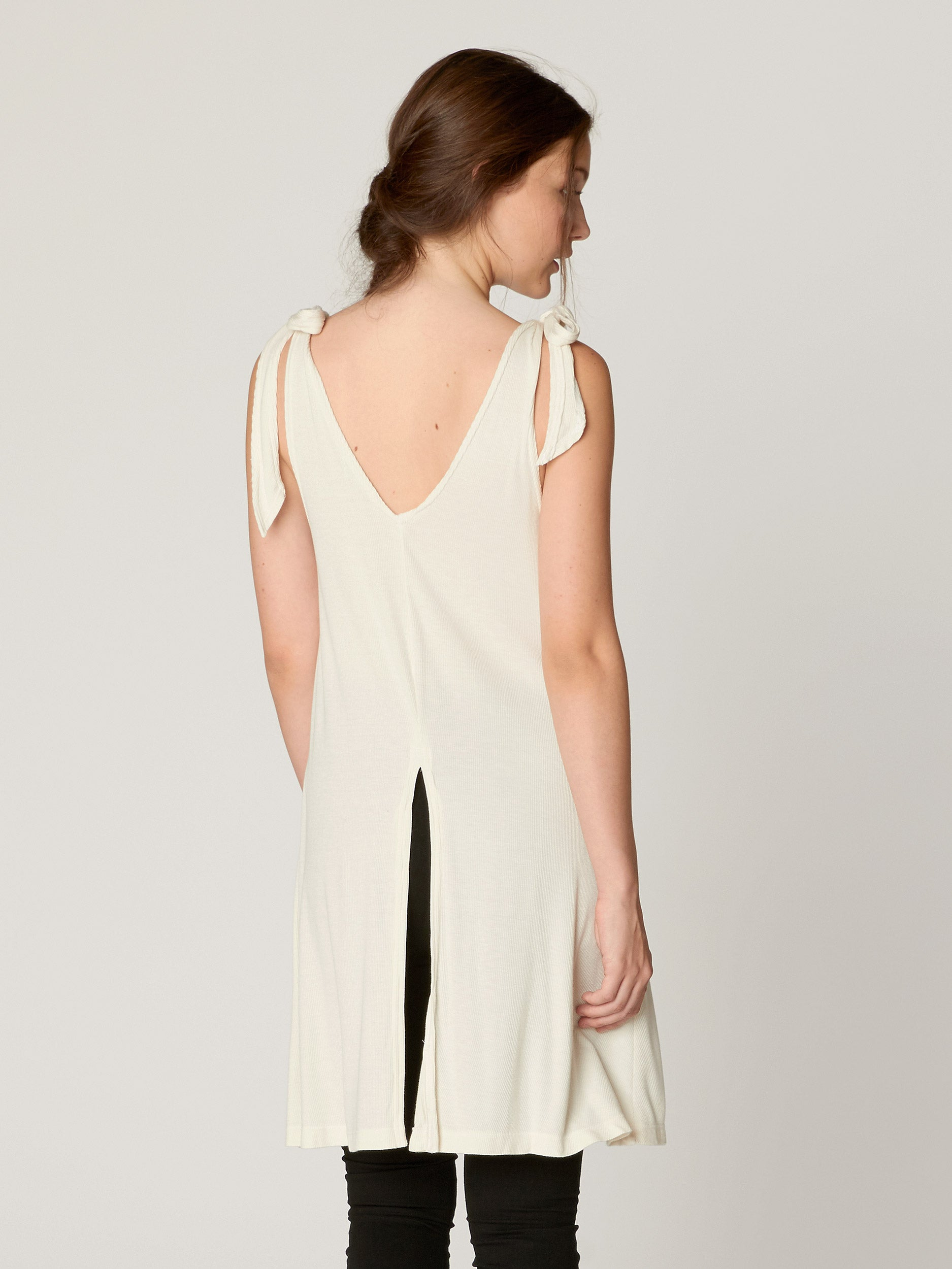 Juliette Knotted Tank Tunic
