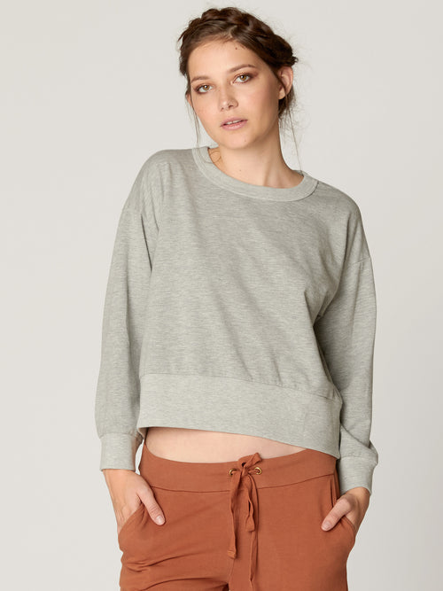 Perry Crewneck Sweatshirt
