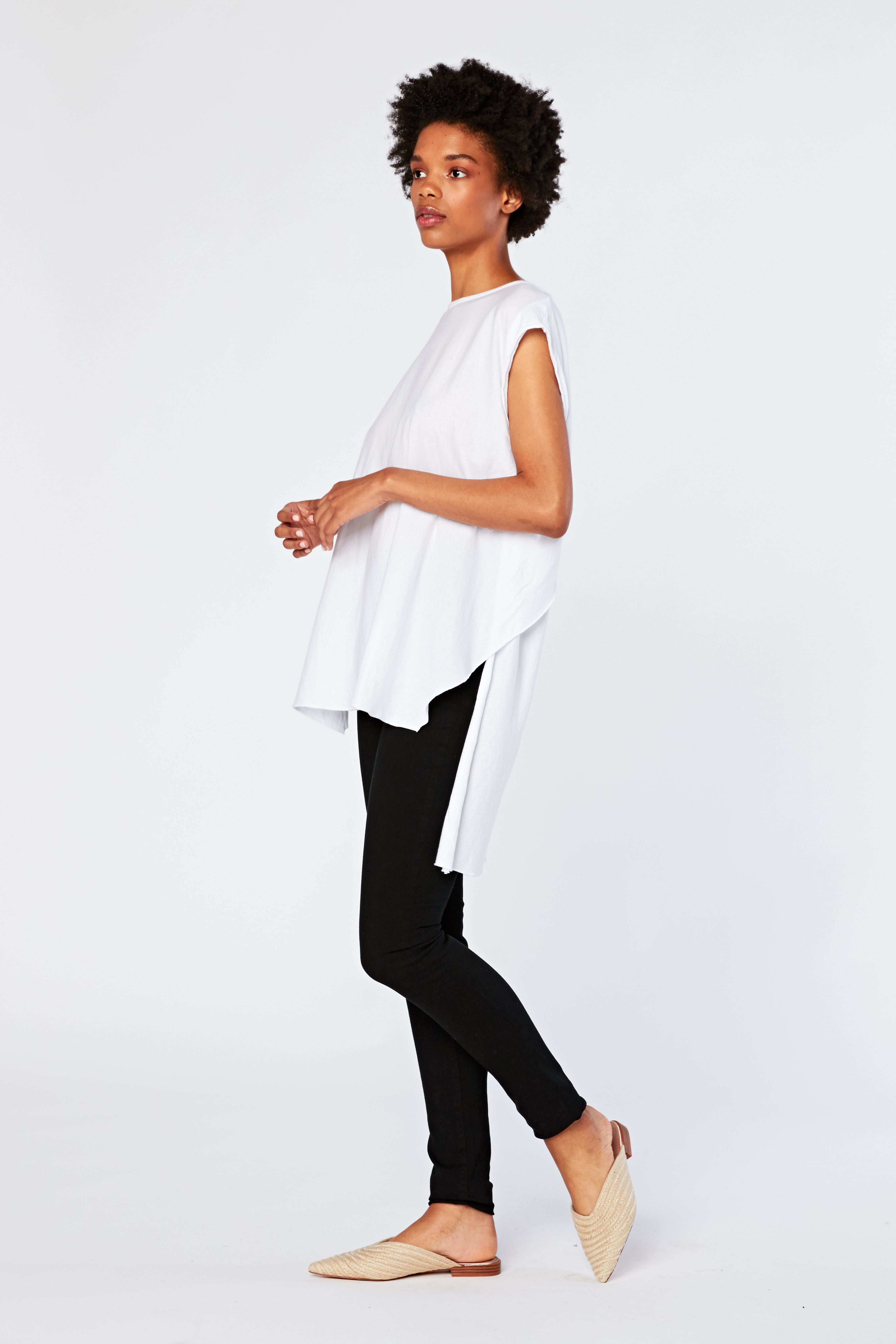 Rylan Wrap Around Tee