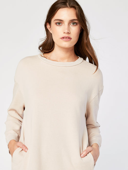 Rumi Pocket Sweatshirt