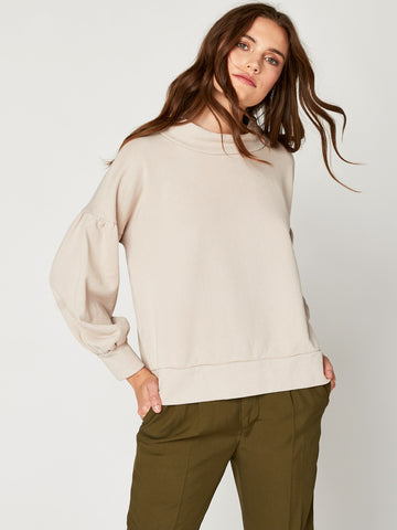 Bobbi Basic Sweatshirt