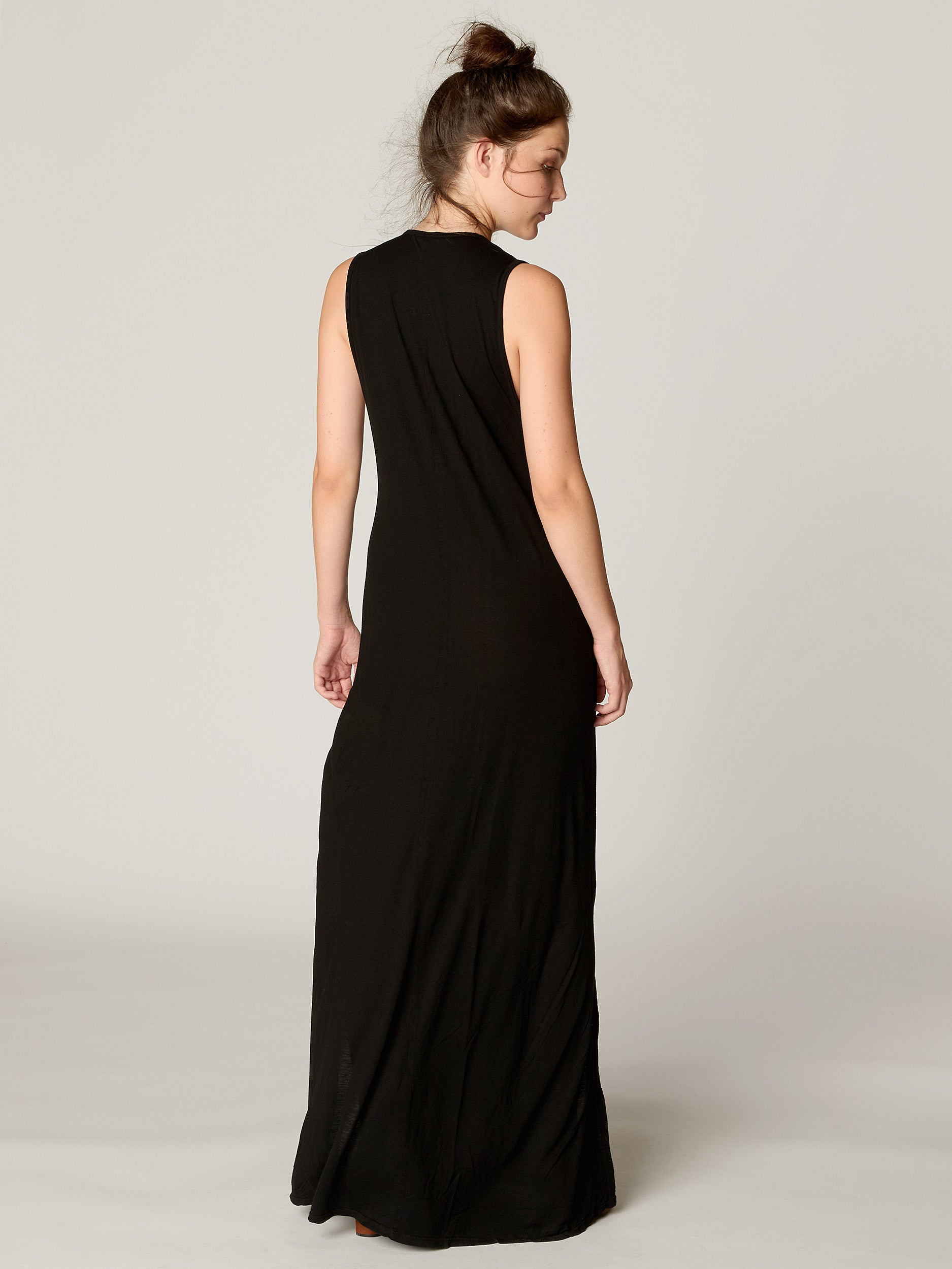 Coco Belted Maxi Dress