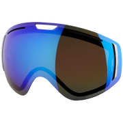 DYE Snow CLK Lens | Smoke Blue Ice Polarized
