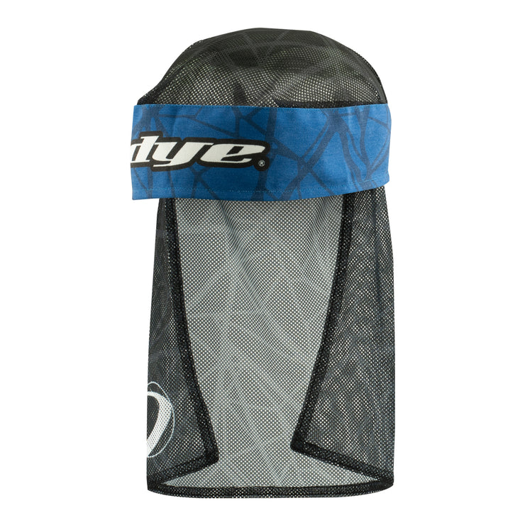 Head Wrap Dye UL Blue/Grey