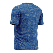 Shirt DYE-Fit 25 Seasons - Blue