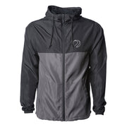 Gaslamp Windbreaker  - Black / Gray