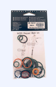 M3s Repair Bolt Rebuild Kit