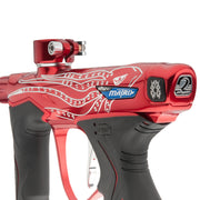 DYE M3s - Limited Edition Squid - Red