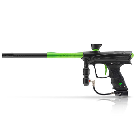 DYE Rize Maxxed - Black with Lime
