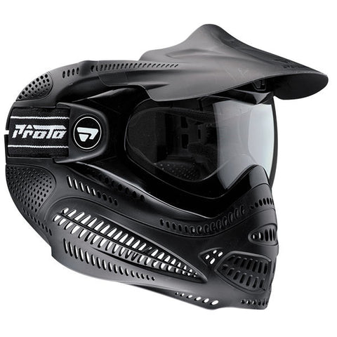 Switch EL Goggle - Black