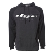 Sliced Hoodie - Charcoal / Black