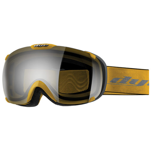 DYE Snow T1 Goggle | Yellow w/ 2x Lenses