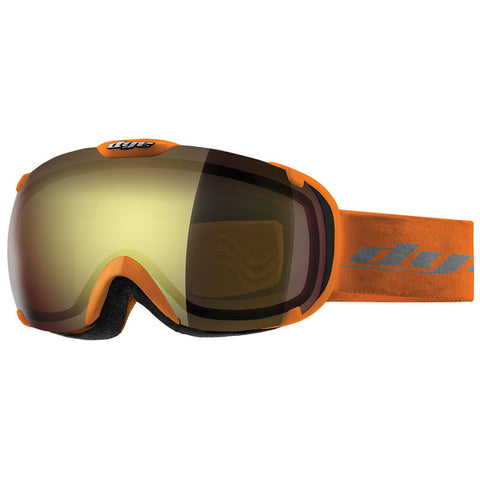 DYE Snow T1 Goggle | Orange w/ 2x Lenses
