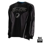 Throwback Core Jersey - Black