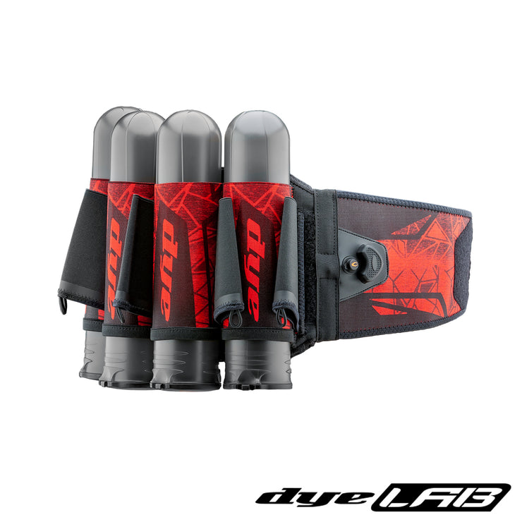 DYE Pack UL-C 4+5 Red