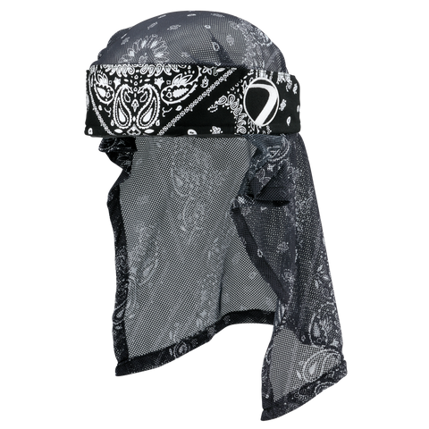 Head Wrap - Bandana - Black