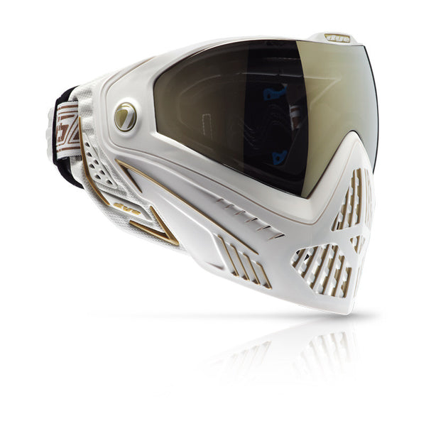 DYE i5 Goggle - White/Gold - IN STOCK - READY TO SHIP!