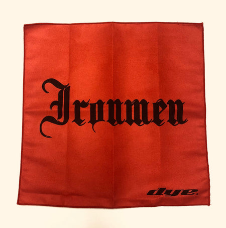 DYE Microfiber Lens Cloth - Ironmen