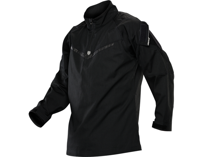 Tactical Pullover Top 2.0 - Black