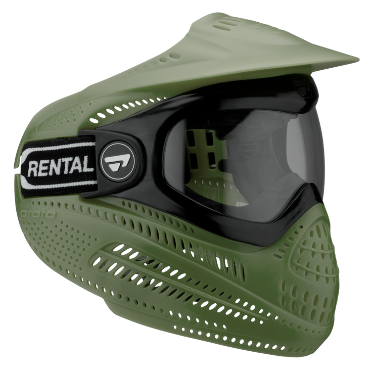 Proto Switch Field Goggle - Olive