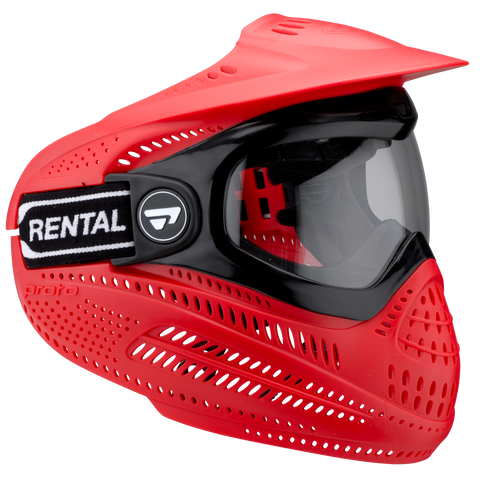 Proto Switch Field Goggle - Red