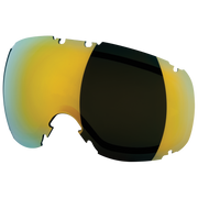 DYE Snow T1 Lens | Smoke Northern Lights