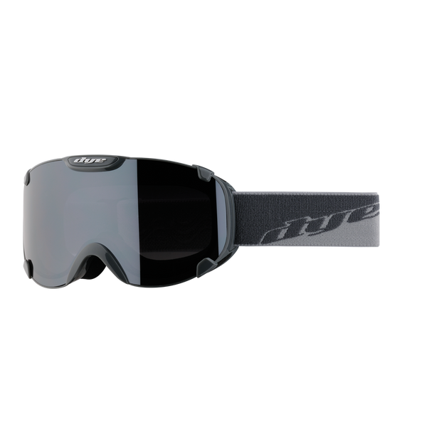 DYE Snow T1 Youth Goggle | Charcoal