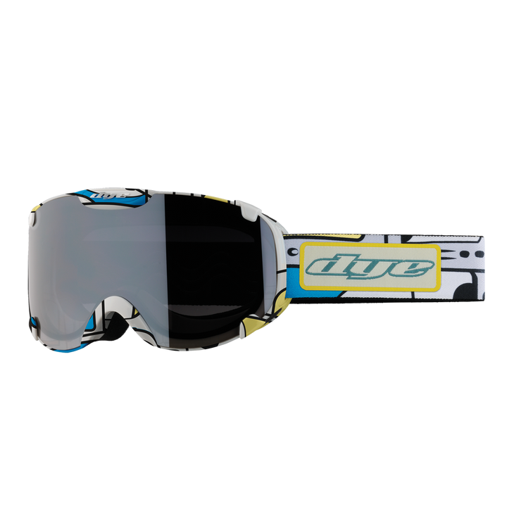 DYE Snow T1 Youth Goggle | TV