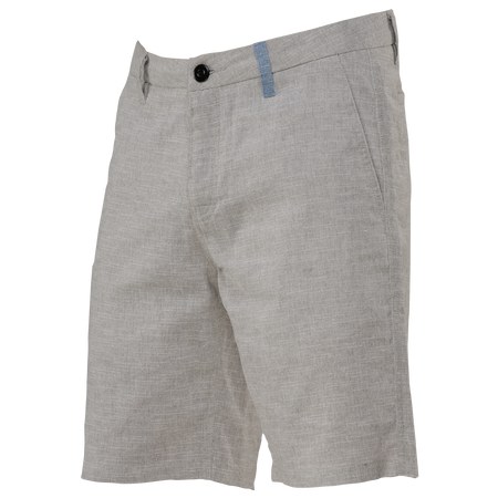 Trader Shorts - Light Gray / Blue